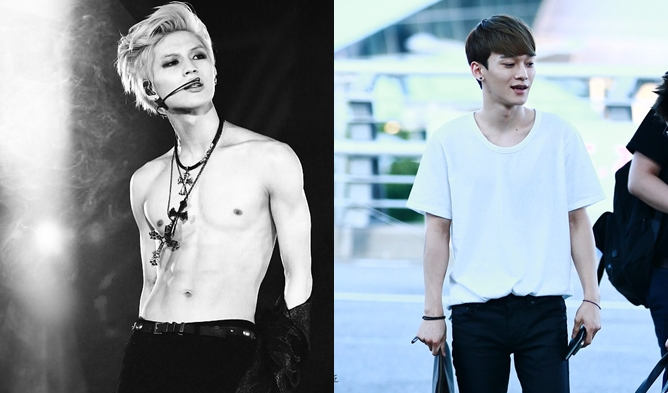 Born To Be Skinny K Pop Male Idols Who Never Gained Weight Kpopmap Kpop Kdrama And Trend Stories Coverage