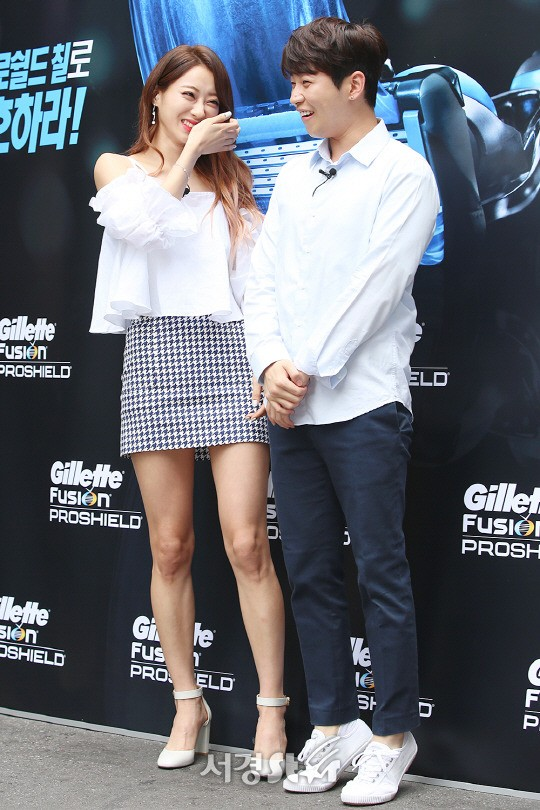 DinDin Feels Uncomfortable being with KyungRi of 9MUSES