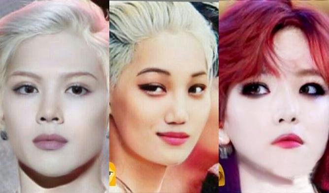kang dongwon, suzy, jang moonbok, park bogum, yoo ahin, lee jongseok, faceapp celeb, korean faceapp celeb, faceapp to korean celeb, faceapp to kpop idol, got7 faceapp, jackson faceapp, faceapp jackson