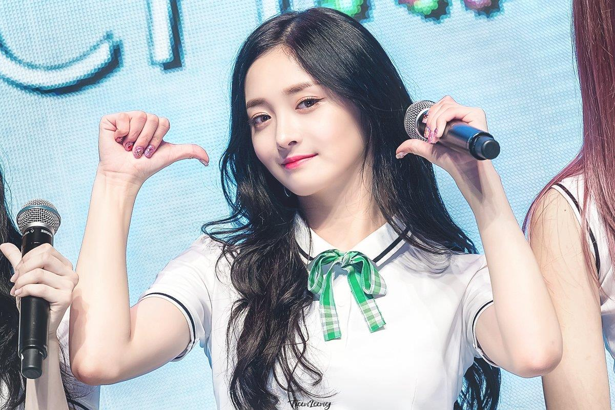 kyulkyung, pristin, kpop visuals, kyulkyung visuals, kyulkyung pretty