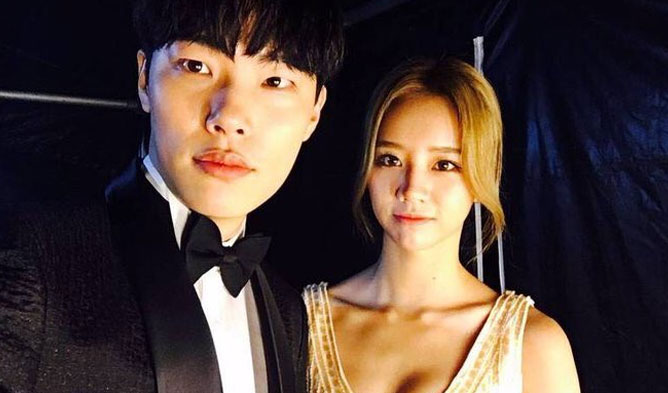 Ryu JunYeol, Ryu JunYeol HyeRi, Ryu JunYeol Ideal Type, Korean Celeb Ideal Type, HyeRi