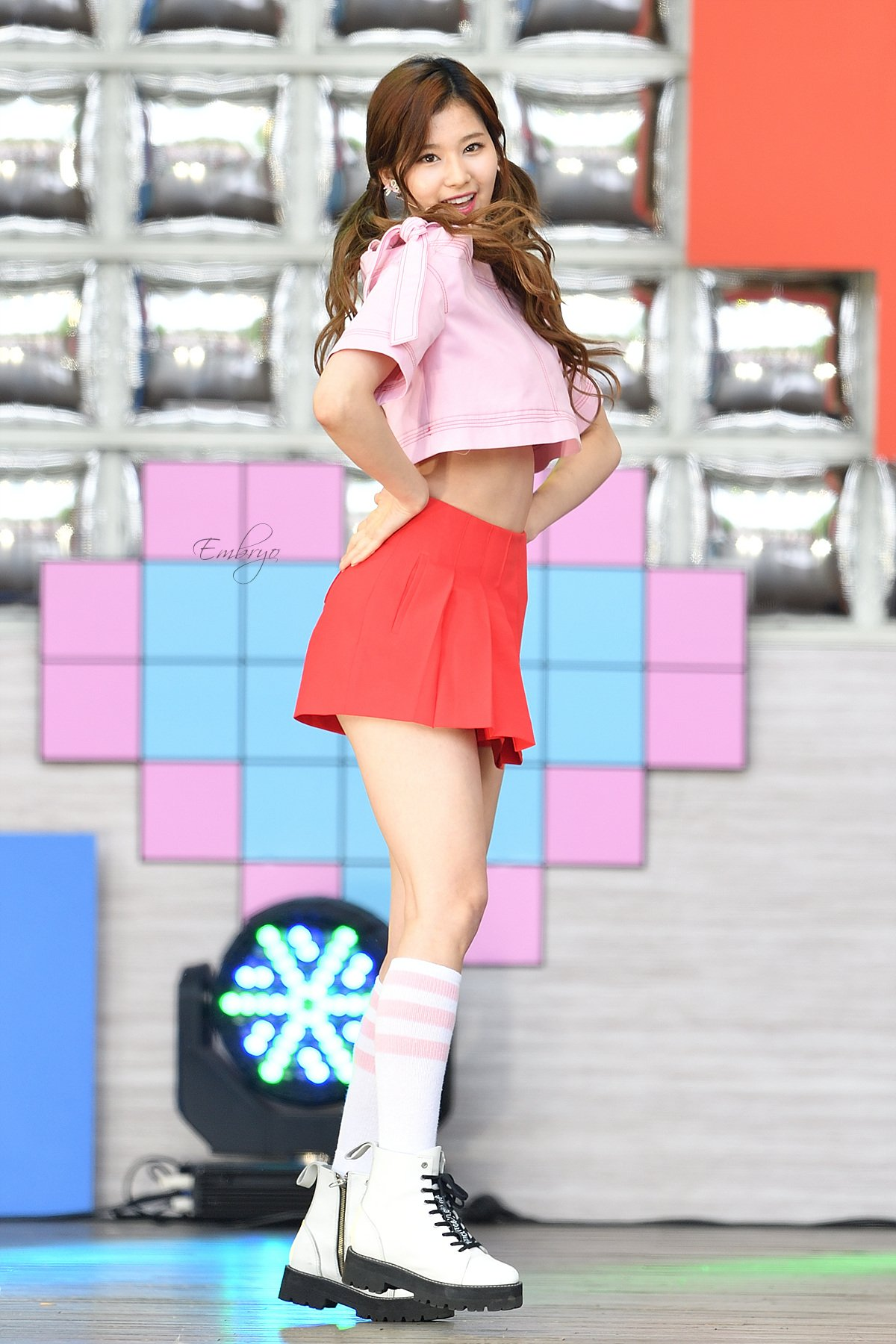Here's K-Pop Idols' How To Pull Off With Tennis Skirts