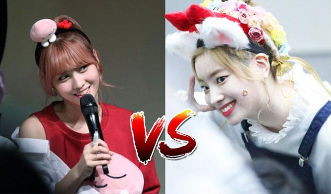 TWICE, Momo, DaHyun, Momo Abs, DaHyun Cute Moments, TWICE Funny Moments