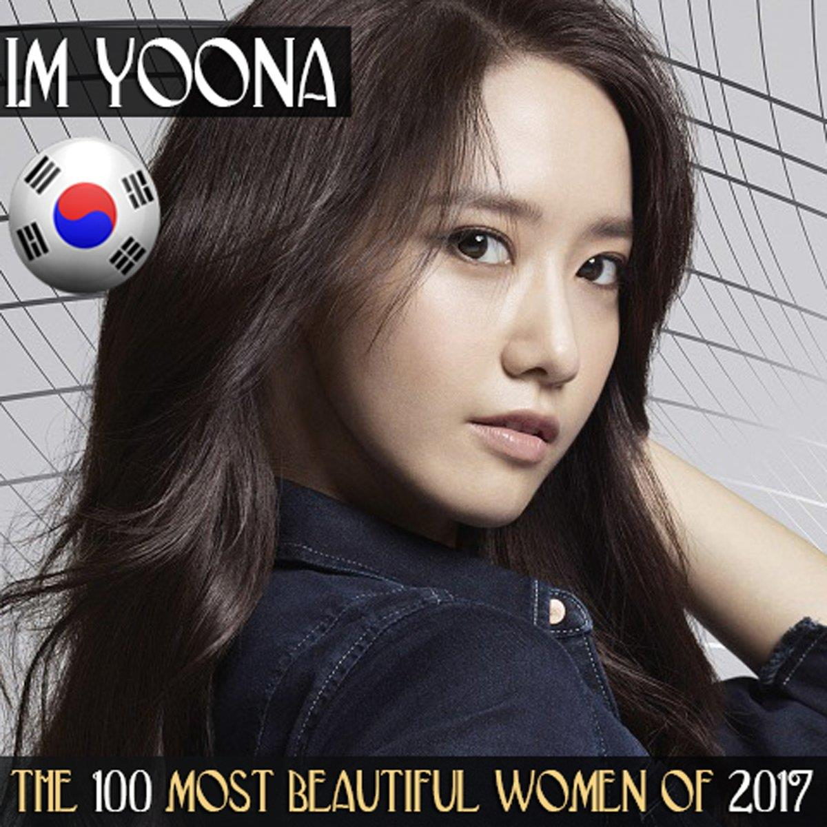 Korean Women Nominated for The 100 Most Beautiful Women of 2017