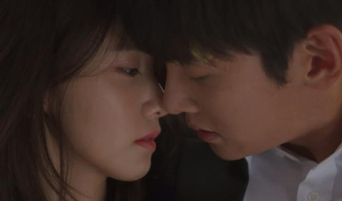 seo inguk, seo inguk kiss, seo inguk kiss scene, rascal sons, seo inguk drama,, shopaholic louis, , jo jungseok, jo jungseok kiss, the king two hearts