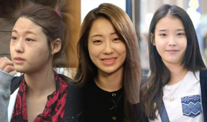 Can You Guess Female Celebrity From The No Makeup Face Kpopmap Kpop Kdrama And Trend Stories Coverage