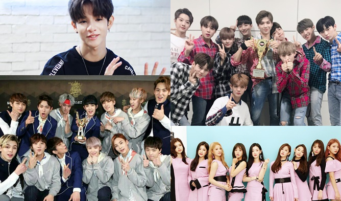 Upcoming K Pop Comeback Debut Lineup For November 2017 Kpopmap Kpop Kdrama And Trend Stories Coverage
