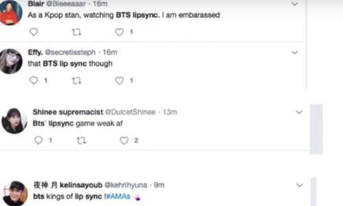 BTS Face Backlash With Their 2017 AMA Performance