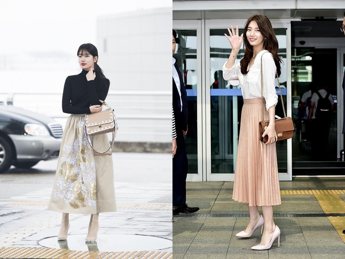 Airport Fashion 101 Suzy Kpopmap