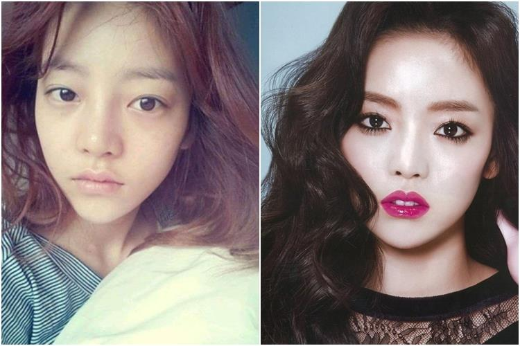 8 Female K Pop Idols That Look Different Without Makeup Kpopmap Kpop Kdrama And Trend Stories Coverage