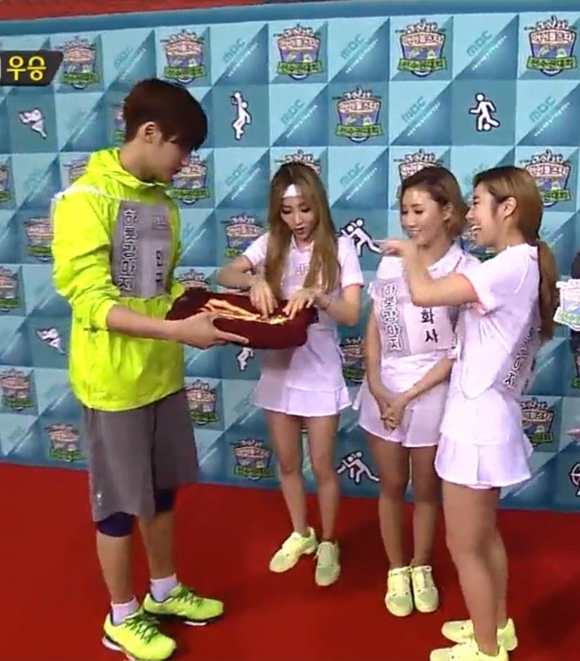 MinKyu Height, KPop Idol Height, Mamamoo Height