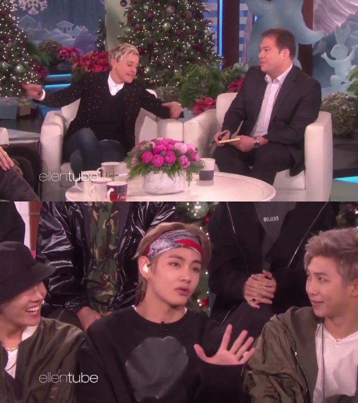 Cultural Difference Between the U.S and Korea Shown Through BTS Interview