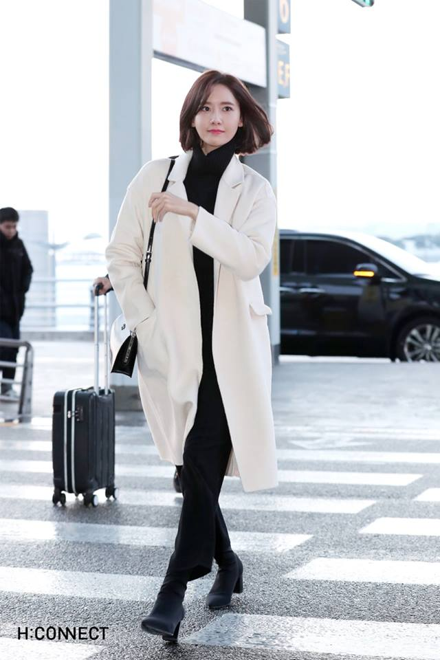 Here's How Much Girls' Generation YoonA's Airport Fashion Costs