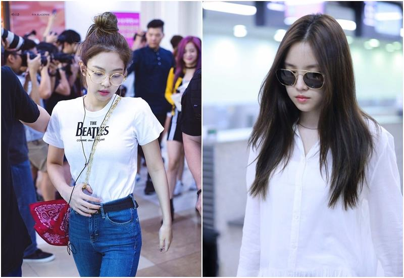 Which K-Pop Idol Beauty Queen Dresses Better?