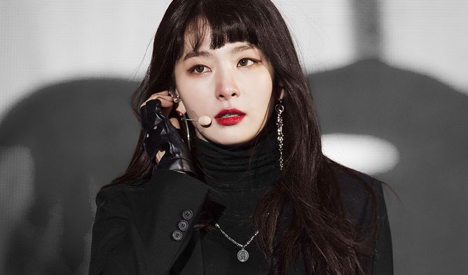 SEULGI AIRPORT FASHION 2018, SEULGI AIRPORT, SEULGI ALL BLACK FASHION