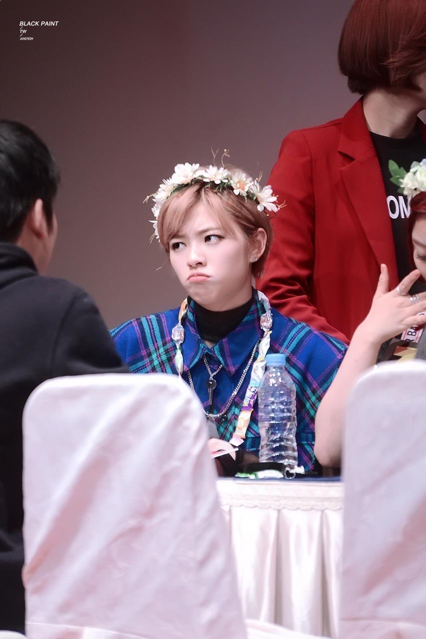 JeongYeon, JeongYeon Profile, JeongYeon Pout, KPop Idol Pout