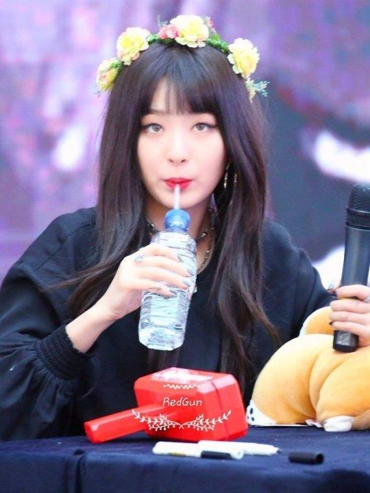 K-Pop Idols Look Amazing Even When They're Drinking Water, Wouldn't You Agree?