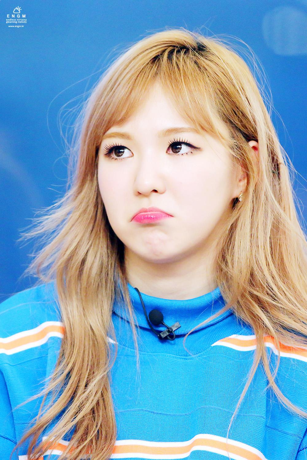 Red Velvet Wendy, Red Velvet Wendy Profile, Red Velvet Wendy Pout, KPop Idol Pout