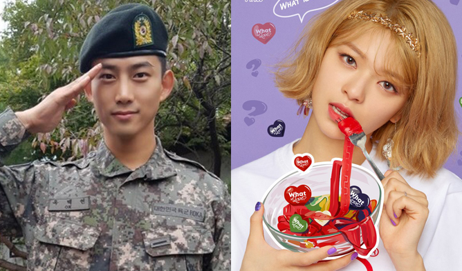 2pm, twice, twice comeback, ok taecyeon, twice jungyeon