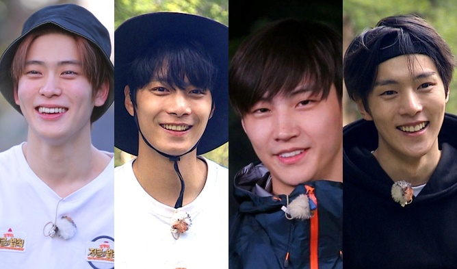 Top 7 Male Stars Who Still Look Handsome Without Makeup In Jungle Part 2 Kpopmap Kpop Kdrama And Trend Stories Coverage