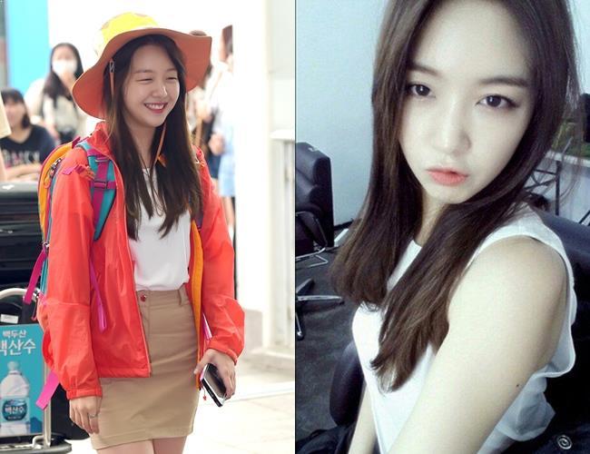 MinAh, MinAh Profile, MinAh No Makeup, KPop Idol No Makeup