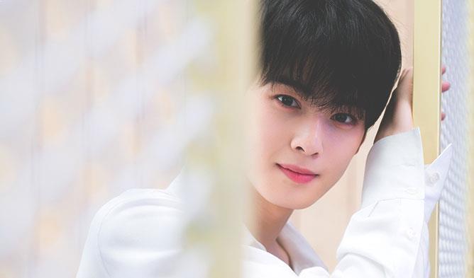 Cha Eunwoo Kpopmap