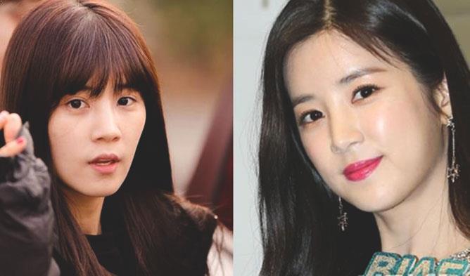 Jung EunJi, Jung EunJi No Makeup, KPop Idol No Makeup