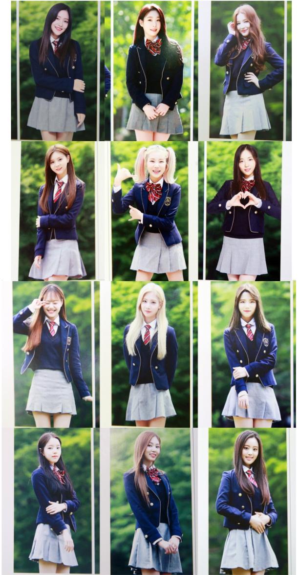 Hanlim Multi Art School Released Yearbook Pictures of Red Velvet's Yeri, WJSN YeonJung & More