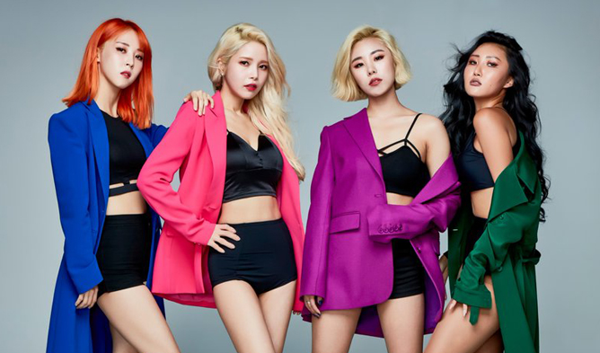 Idols' Ideal Type Compilation: MAMAMOO | Kpopmap - Kpop, Kdrama and Trend  Stories Coverage
