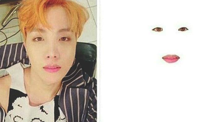 J Hope Skin Color, BTS J Hope Skin, KPop Idol Skin