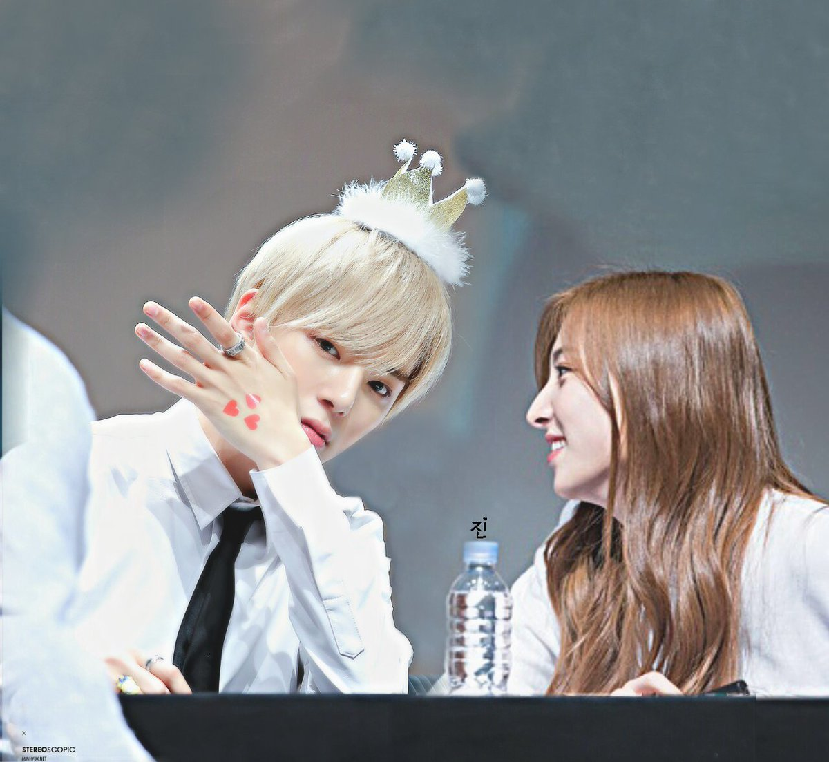 K-Pop Couple Fantasy: WJSN's EunSeo & MONSTA X's MinHyuk