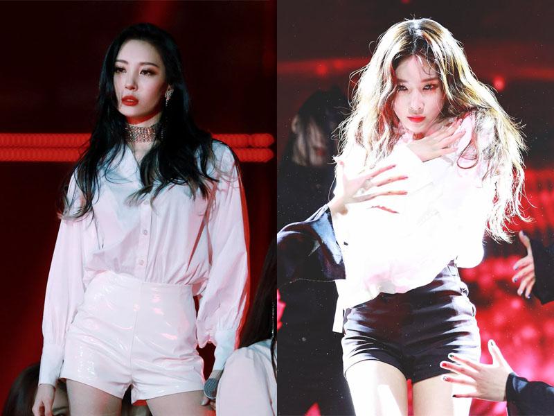 K-Pop Couple Fantasy: ChungHa & SunMi