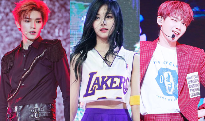 nct taeyong, twice tzuyu, jbj kenta, kpop idols photos, nct taeyong profile, twice tzuyu profile, jbj kenta profile