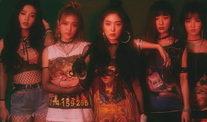 Red Velvet Members Profile, Red Velvet Profile