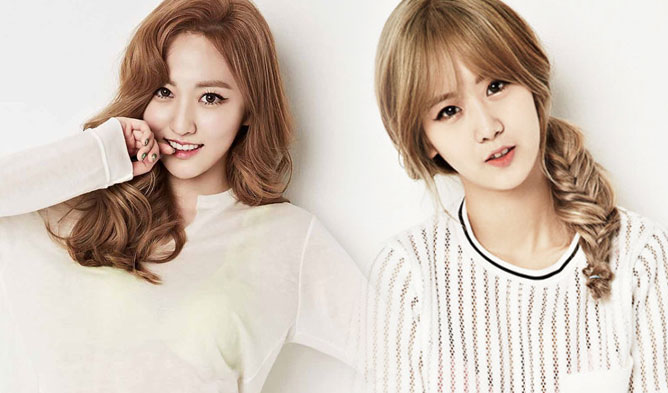 BESTie kpop disband, BESTie members profile facts, BESTie exid, BESTIE HAERYEONG KPOP PROFILE, BESTIE THE UNIT HYEYEON KPOP PROFILE, THE UNIT HYEYEON PROFILE