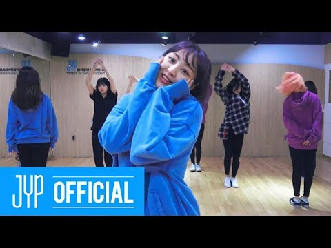 Video )) TWICE – What Is Love (Dance Practice For ONCE)