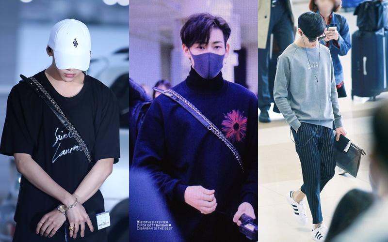 Airport Fashion 101: BamBam of GOT7