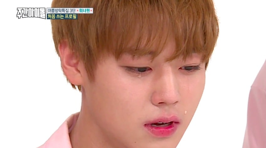6 Male K-Pop Idols That Make You Feel Like Crying When They Do