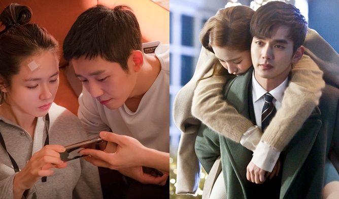 Woman young guy kdrama older Look Young?