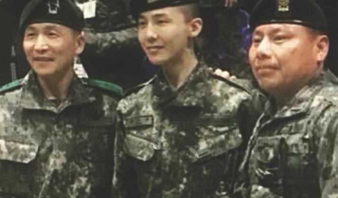 G Dragon Military, G Dragon Two Star General