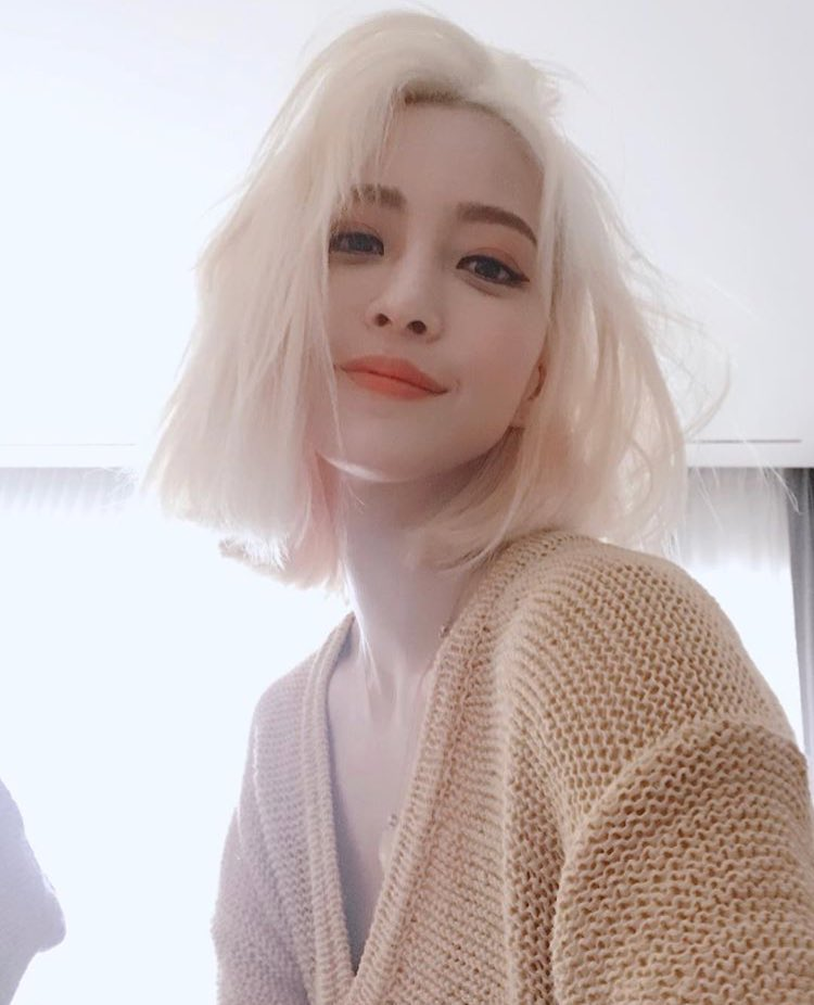 Actress Han YeSeul Major Hairstyle Transformation