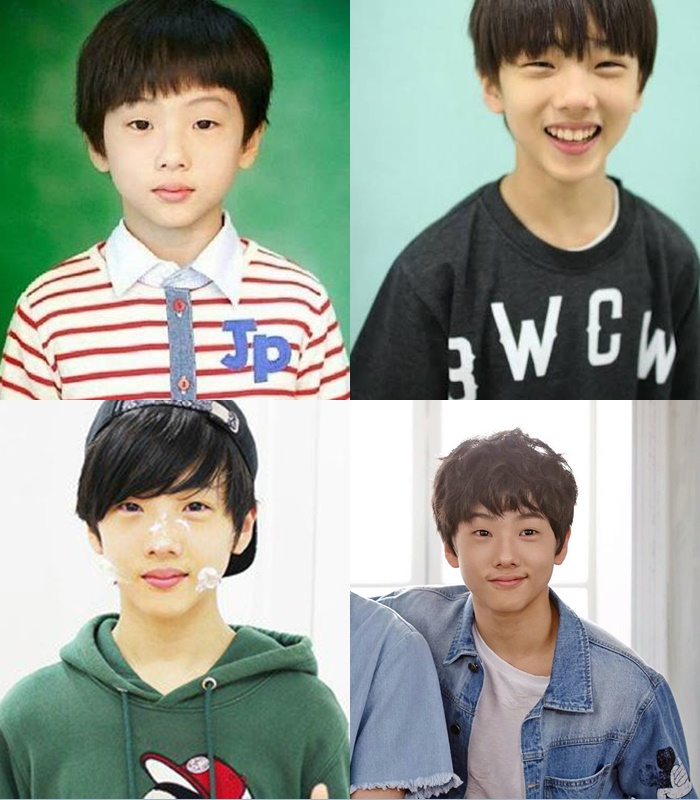 NCT JiSung's Stunning Growth