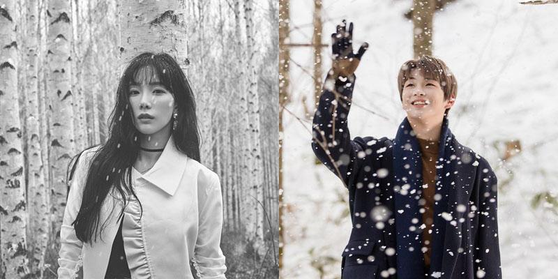 K-Pop Couple Fantasy: Wanna One Kang Daniel & Girls' Generation TaeYeon