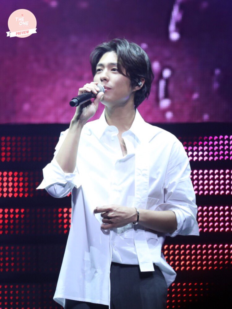 Park BoGum Does A Sexy Dance At His Fan Meeting