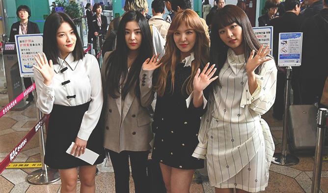 Red Velvet North Korea, Red Velvet