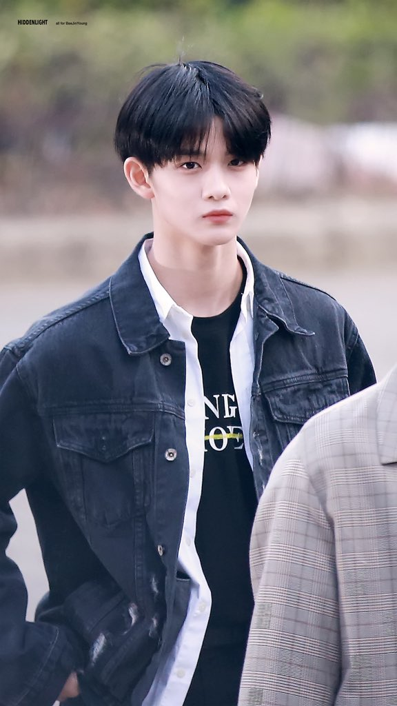 Wanna One's Bae JinYoung Recognized As The Representative Of 'Small Face' Idols