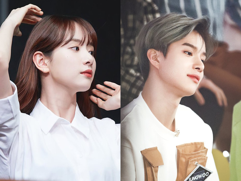 Fans Can't Help But Agree To The Resemblance Between WJSN SeolA And NCT JungWoo