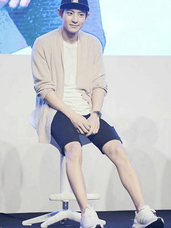 Male K-Pop Idols With The Prettiest Legs