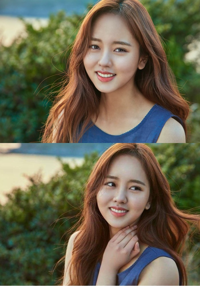 Actress Kim SoHyun Is Stunning Beautiful For Hanyul Cosmetics