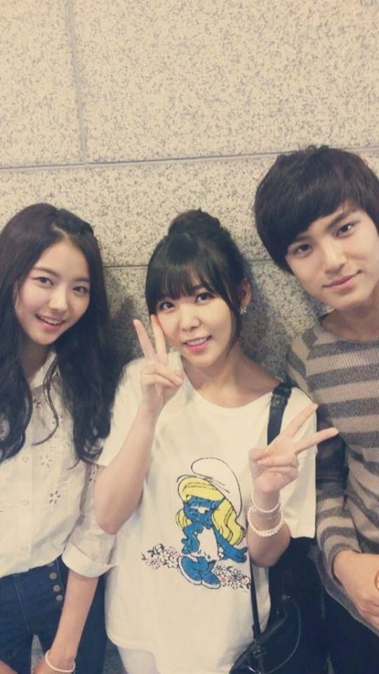 K-Pop Couple Fantasy: SEVENTEEN's MinGyu & PRISTIN's NaYoung